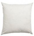 Cushion filler 80x80, feathers/down