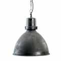 Hanging lamp, ø-40, h-48, ant. black