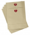 GIFT paper bags, s/4