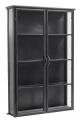 DOWNTOWN wall cabinet, black