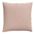Cushion cover, dusty rose, cotton
