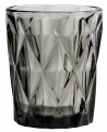 DIAMOND drinking glass, S, smoke