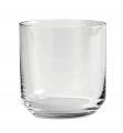 RETRO drinking glass, clear
